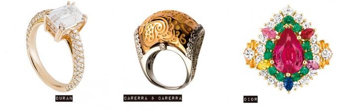 El anillo de compromiso weddingpassion.es DIOR 691 x 224