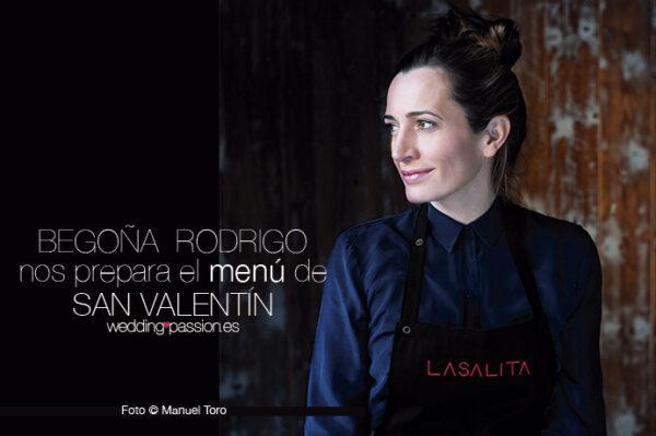Begoña Rodrigo nos prepara el menú de San Valentín foto-manuel-toro 691 × 460