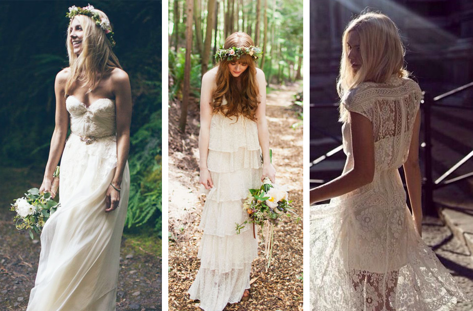 una boda boho chic wedding passion
