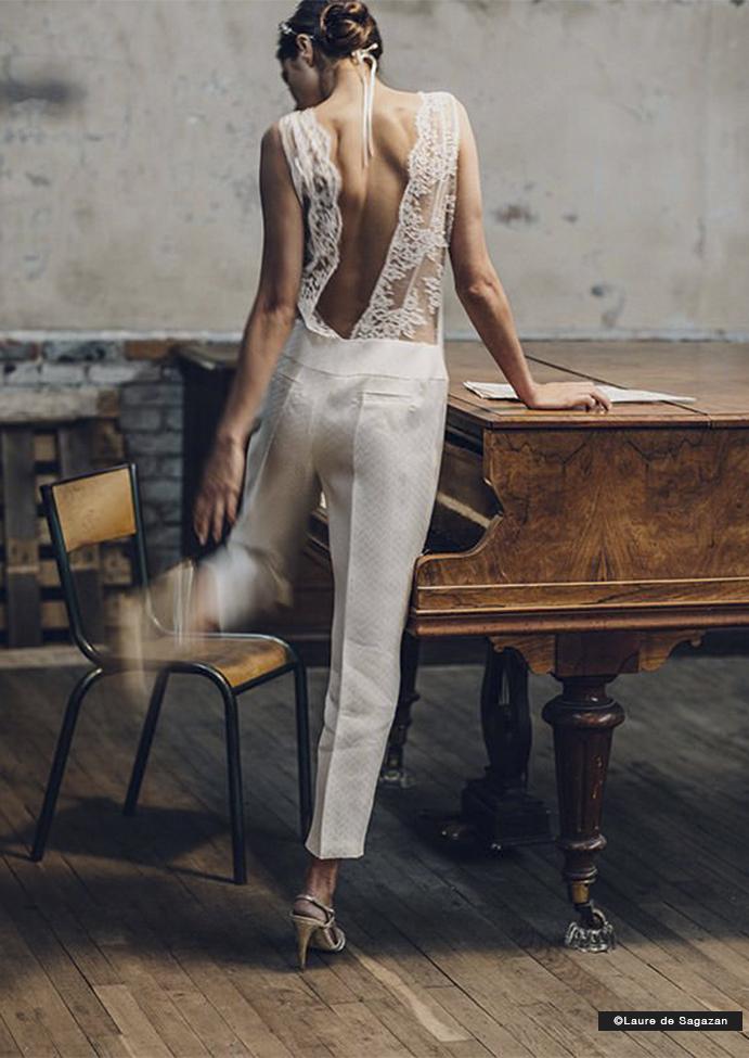 Consejos para elegir tu vestido de novia ideal weddingpassion.es blog de boda vestido Laure de Sagazan 691 x 975