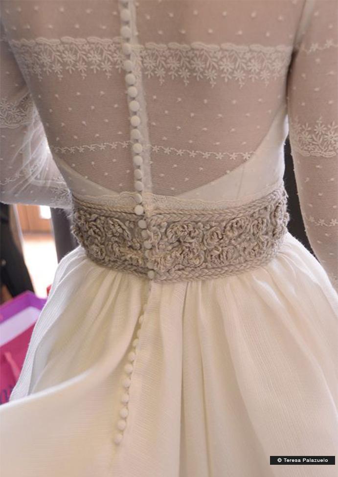 Consejos para elegir tu vestido de novia ideal weddingpassion.es blog de boda vestido teresa Palazuelo 691 x 975