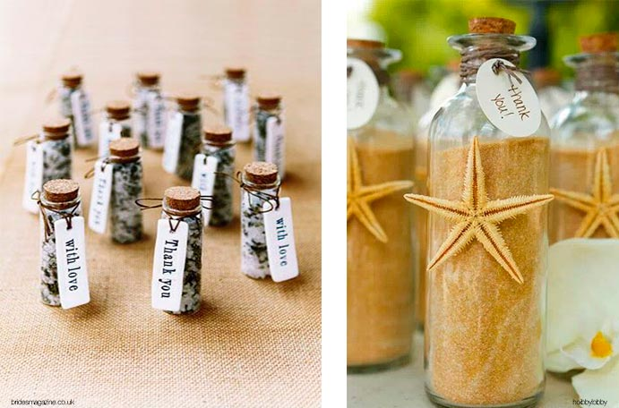8 detalles originales para invitados wedding passion for Regalo para amigas especiales boda