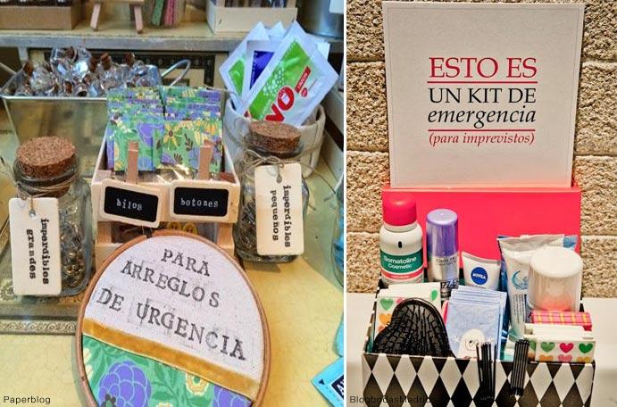 Set De Baño Detalle Boda:Detalles para sobrevivir a una boda kit de emergencia 691×456