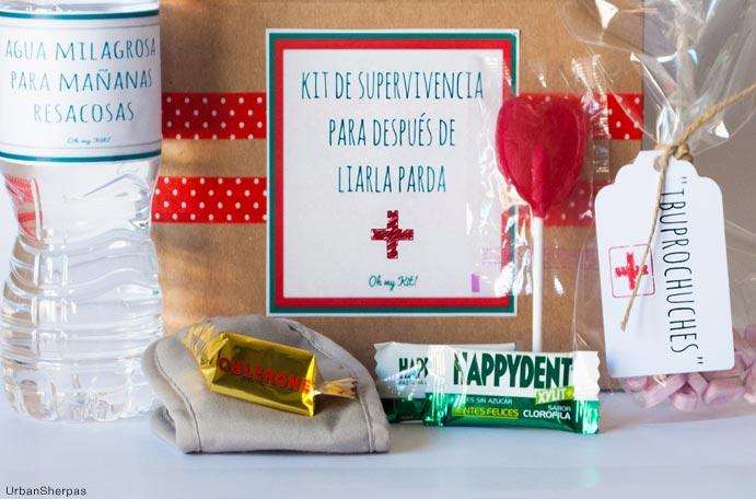 Kits de supervivencia - Organizar una boda - Foro Bodas.net