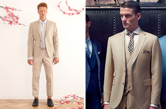 Moda masculina para bodas de verano wedding passion for Boda en jardin como vestir hombre