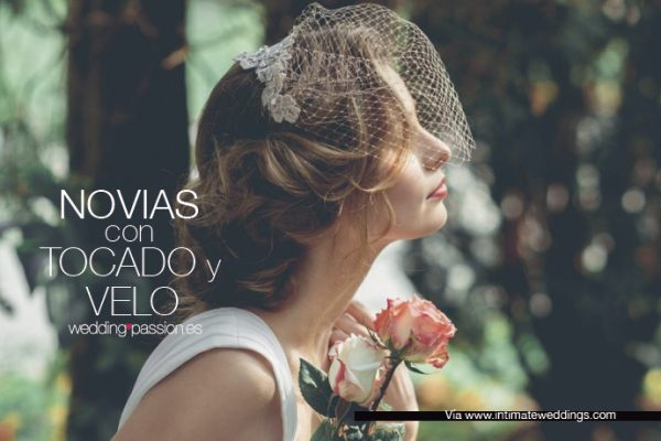 Novias con tocado y velo weddingpassion-foto-via-www-intimateweddings-com-691-x-460