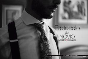 El Protocolo del novio