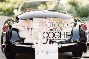 El protocolo en el coche