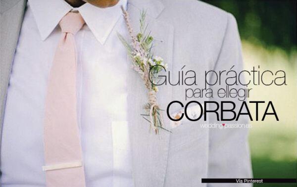 Guía práctica para elegir corbata -www.weddingpassion.es-corbata-rosa 731 x 460