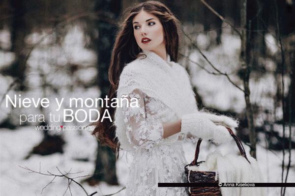 Nieve y montaña para acompañar tu boda-weddingpassion-es-foto-anna-kiseliova-691-x-460