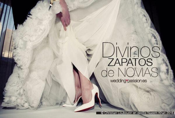 Divinos zapatos de novias Christian Louboutin 691 x 469