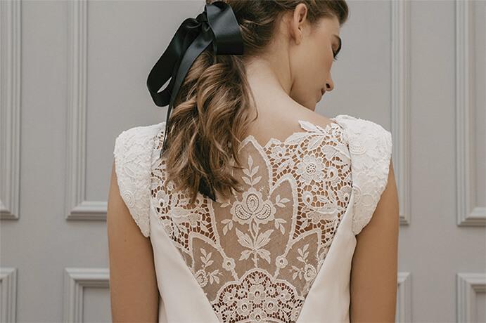 ca4b64e93d794 Vestidos De Novia Espalda Descubierta Wedding Passion