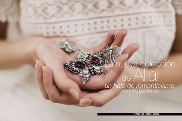 La nueva coleccion de Alial un halo de romanticismo-weddingpassion-es-691-x460