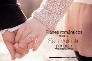 Planes románticos para un San Valentín perfecto