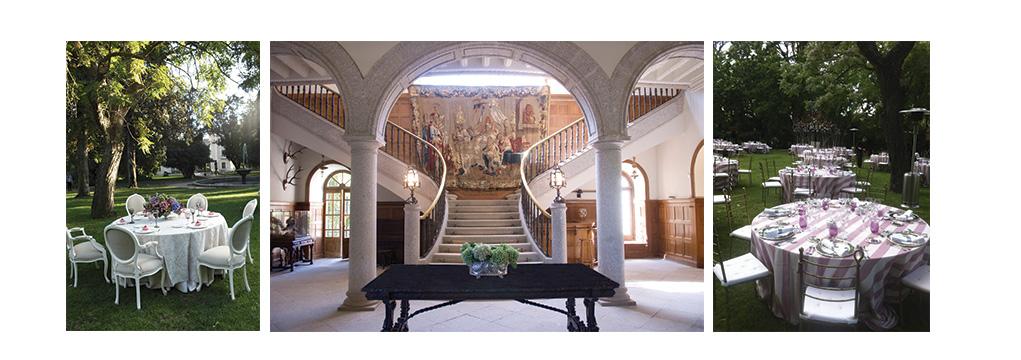 Palacio el rinc n wedding passion - El rincon del sibarita ...