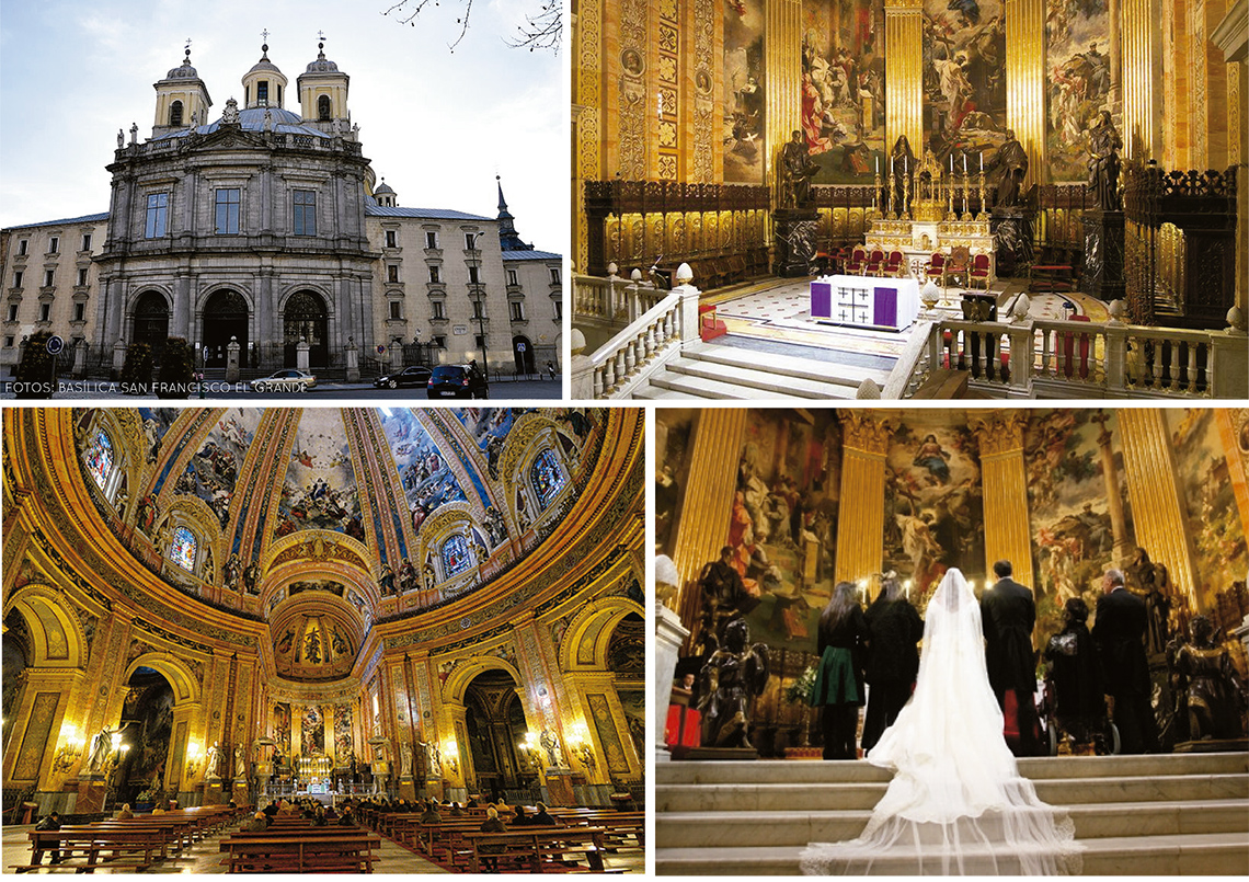 Las iglesias de madrid conoce sus historias wedding passion for Casarse en madrid