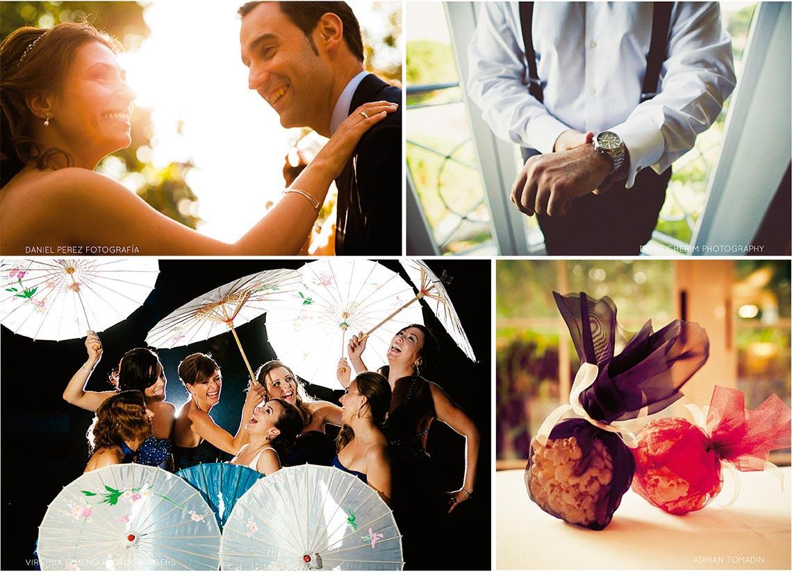 5 Recomencaciones para elegir al Fotógrafo de tu boda