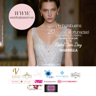 Bridal open day Marbella