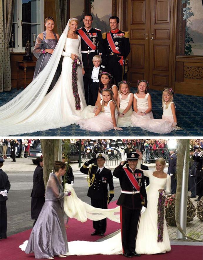 Protocolo bodas top-10-damas-de-honor-reales-www.weddingpassion.es-Ines-Zorreguieta 691 × 884
