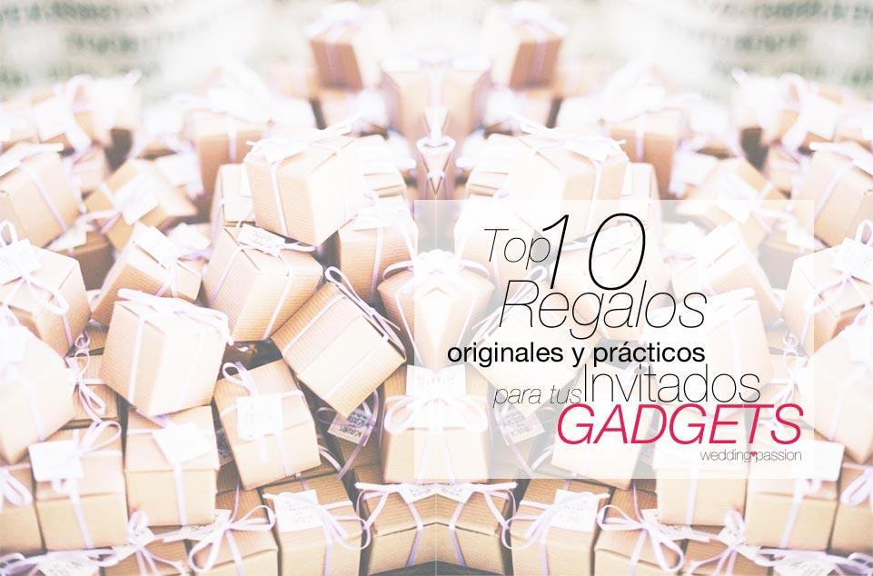 Detalles boda top 10 regalos originales y pr cticos para - Regalos de boda originales para invitados ...