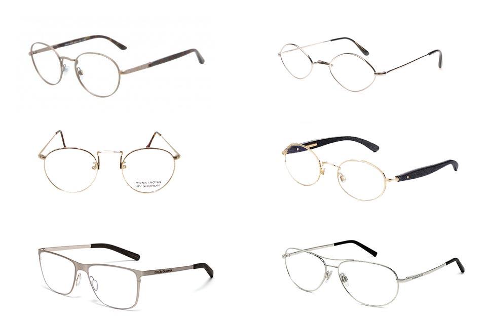 Único Monturas De Gafas Armani Imagen - Ideas de Arte Enmarcado ...