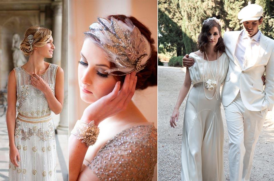 Bodas originales una boda de cabaret wedding passion - Turbantes para bodas ...