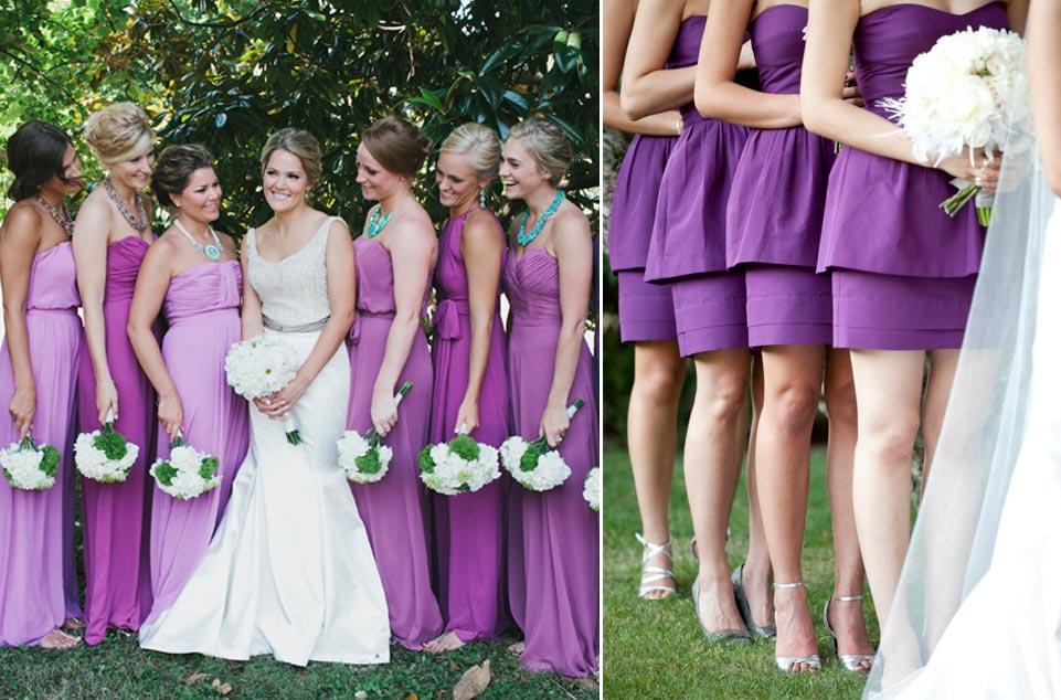 Tu boda en el color del 2014: Radiant Orchid - Wedding Passion