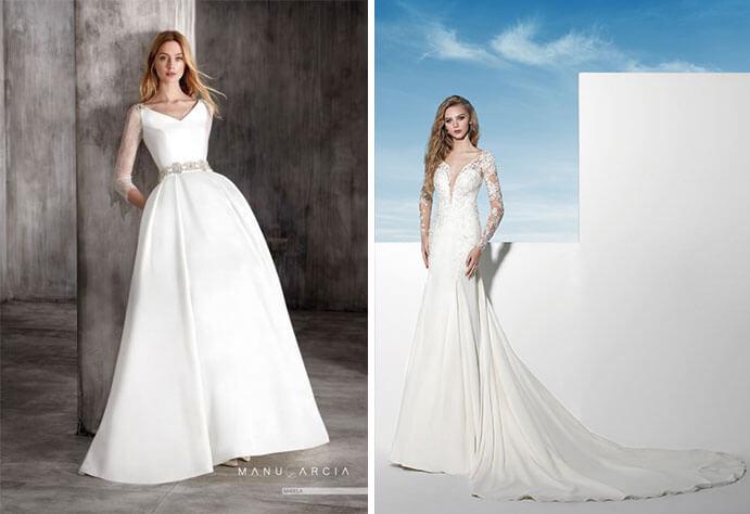 vestidos-de-novia-con-manga-de-encaje-691x474