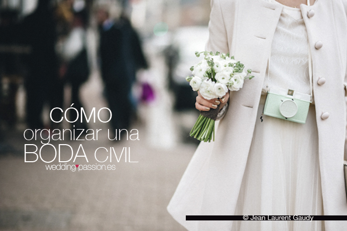 C mo organizar una boda civil wedding passion for Como organizar una boda civil