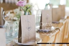 Detalles para bodas: Tips para una BODA perfecta