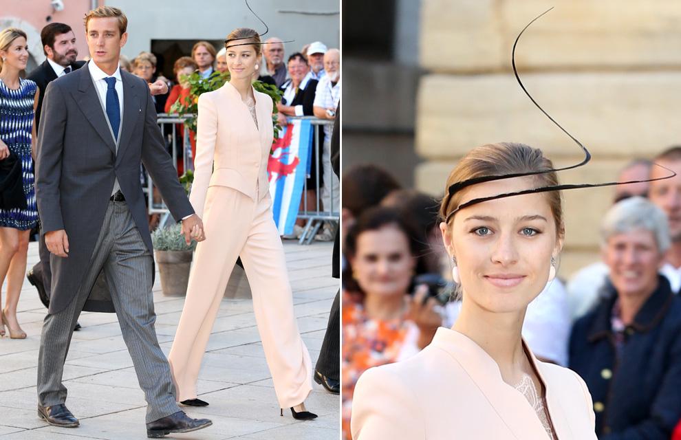 Las invitadas perfectas del 2014 mejor look invitada Beatrice Borromeo 990 x 640