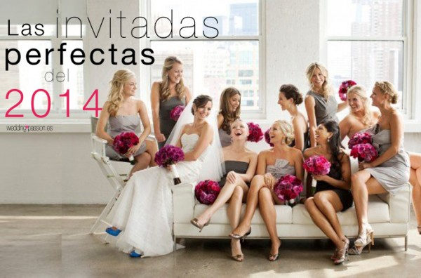 Las invitadas perfectas del 2014 weddingpassion.es 691 x 456