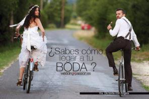 Transporte bodas, medios de transporte para tu boda