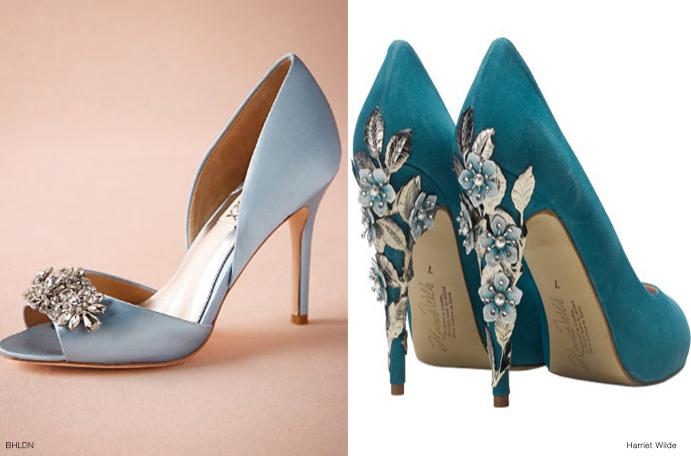 ffab965ae5 zapatos azules de boda