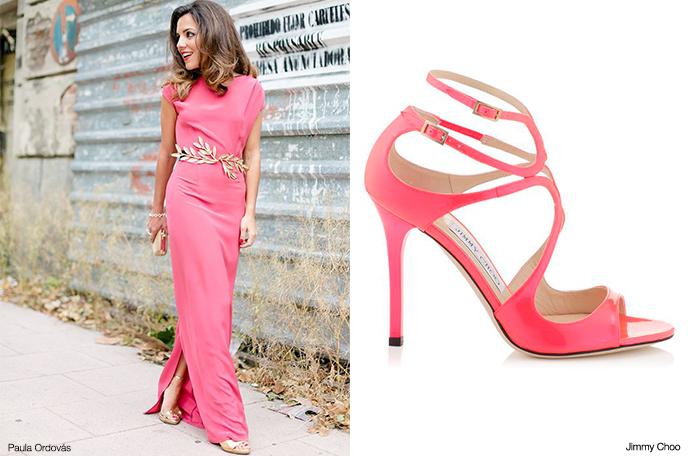 Combinacion-de-colores-para-invitadas-www.weddingpassion.es-foto-looks rosa oscuro 691 × 456
