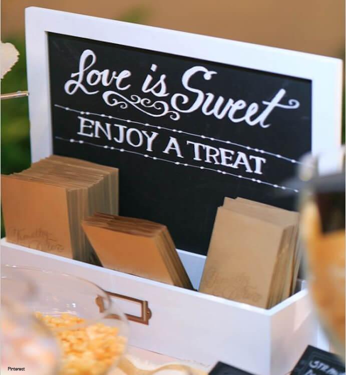 mesa de dulces bolsas invitados boda 691 x 750