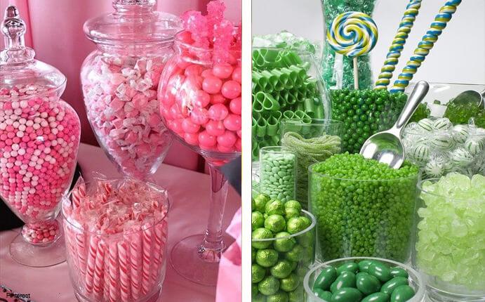mesas de dulces caramelos color 691 x 430