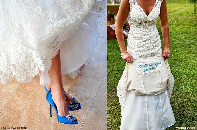 zapatos azul tradiciones boda 691 x 456