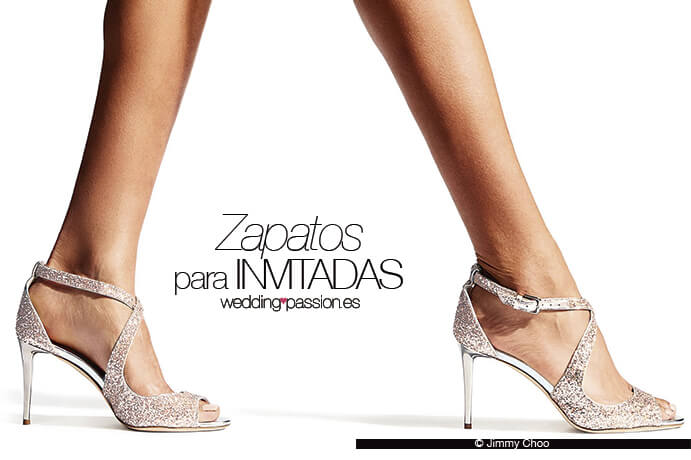zapatos de fiesta, para invitadas de boda - wedding passion