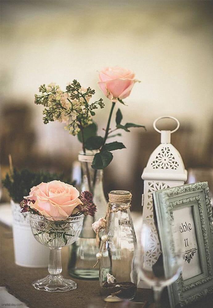 Decoraci n de mesas para bodas originales wedding passion for Mesas de boda originales