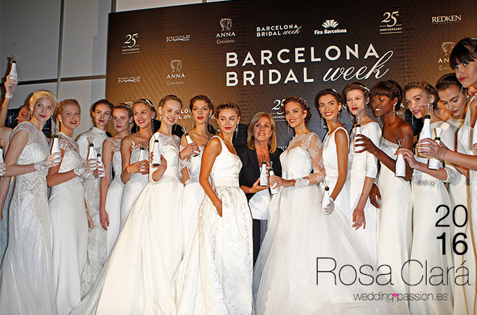 Rosa Clara 2016 Barcelona Bridal Week 691 x 456