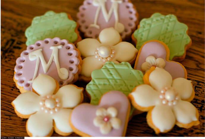galletas decoradas boda 691 x 469