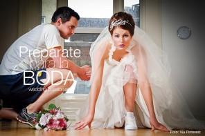 Ponerse en forma para la boda