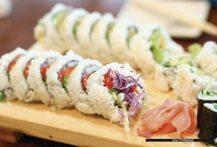 SUSHI-PARA-UNA-BODA-PERFECTA-arroz y verduras 691 x 469