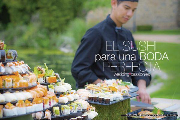 Sushi para bodas 691x469