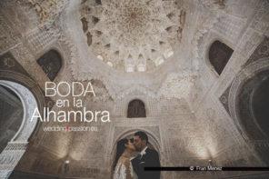 Boda en la Alhambra, tu boda en la Alhambra