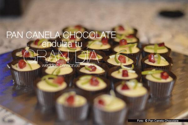 Pan Canela Chocolate endulza tu gran día