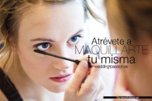 Cómo maquillarse, maquíllate tu misma, atrévete
