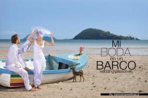 Boda en barco, mi boda en un barco
