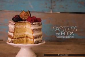 Pasteles de boda y tartas